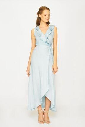 Batik Kadın Düz Casual Elbise Y42707 Dkm