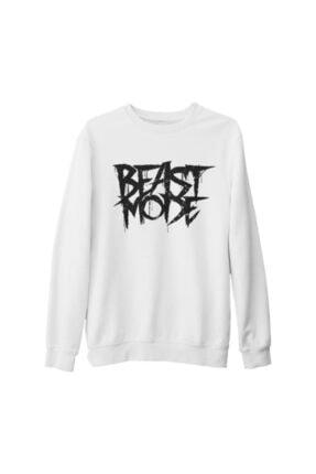 Lord Unisex Beyaz Sweatshirt