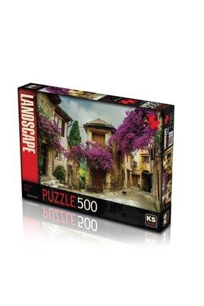 11375 Puzzle 500/landscape Puzzle 500 Parça 798697418016758