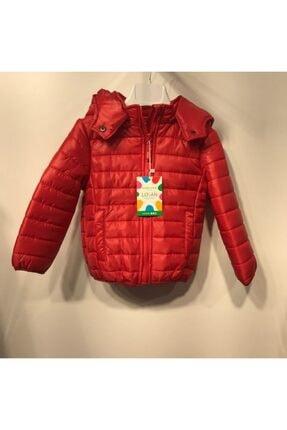 Losan Unisex Bebek Kırmızı Mont