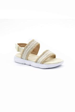Guja 20y211-1 Kadın Deri Ortopedik Sandalet