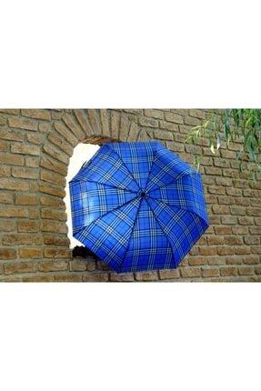 Della Pianto Ekose Otomatik Şemsiye