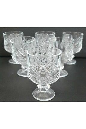 Cristal Ayaklı Kahve Yanı Bardağı CRİS