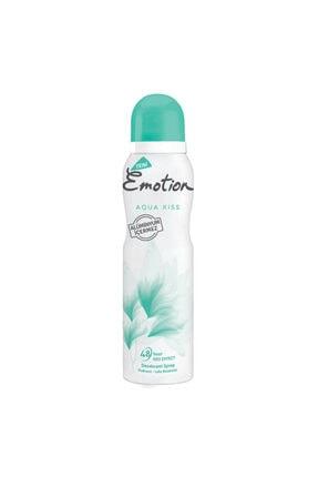 Emotion Aqua Kıss Deodorant Alana 2 Adet Avon Cheris Vücut Sprey Hediye