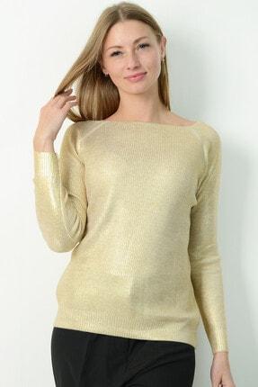 Herry Kadın Sarı Bluz H20dt168112