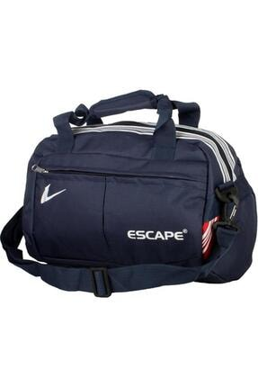 Escape  Unisex Lacivert Spor Omuz Seyahat Çantası