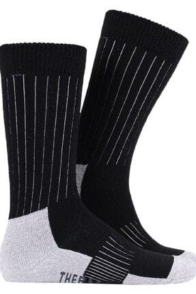 Thermoform Siyah Extreme Çorap