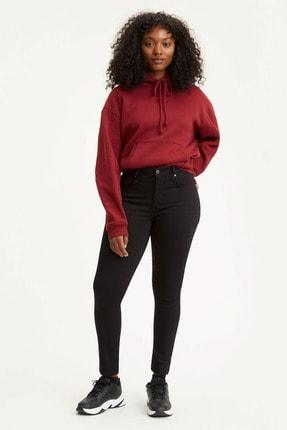 Levi's Kadın Siyah Jean Pantolon 721 High Rise Skinny 18882-0024