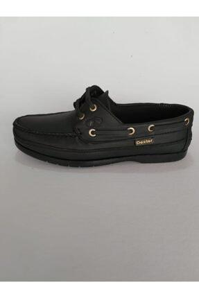 Dexter Unisex Siyah Ayakkabı
