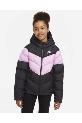 Nike Unisex Çocuk Siyah U Nsw Tf Synthetıc Fıll Jacket Mont Cu9157-011