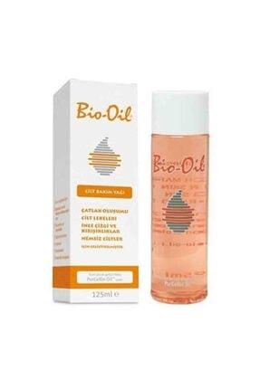 Bio Oil Cilt Bakım Yağı 125 Ml - Çatlaklar Ve Lekeler Için Vücut Bakım Yağı
