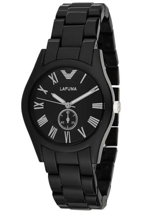 Lafuma Kadın Siyah Kol Saati