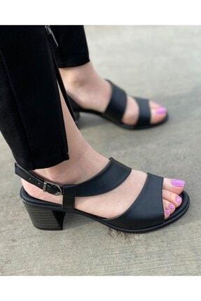 Pandora Ka648 Topuklu Kadın Sandalet