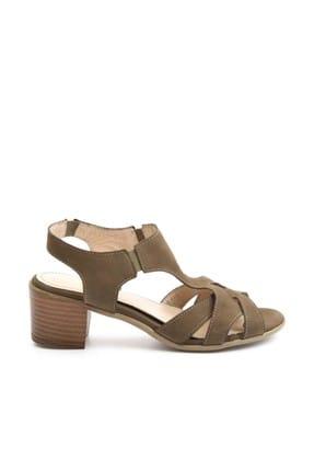 Greyder Kadın Vızon Nbk Klasik Topuklu Ayakkabı 9Y2CS53329