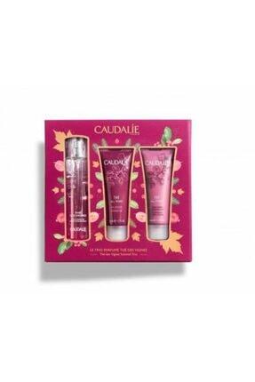 Caudalie The Des Vignes Parfüm & Duş Jeli Ve Vücut Losyonu Set