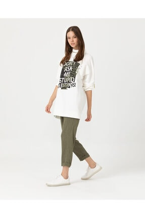 Seçil Kadın Yeşil Pantolon