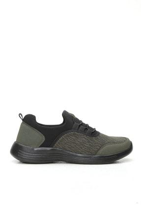 Ayakkabı Modası Kadın Haki Spor Ayakkabı