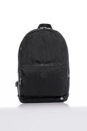 Smart Bags Kadın Siyah Katlanabilir Sırt Çantası 3080