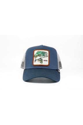 Goorin Bros Unisex Mavi Standart Şapka 101-0486