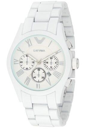 Lafuma Unisex Beyaz Kol Saati
