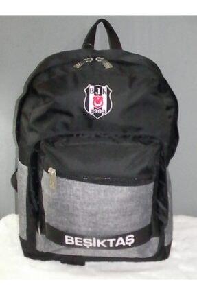 Hakan Çanta Beşiktaş Taraftar Sırt Çantası ( Kırtasiye)