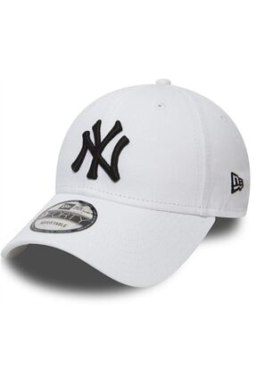 New Era Unisex Beyaz New York Yankees Şapka 10745455