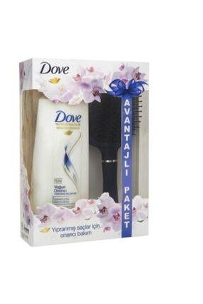 Dove Sampuan 550 Ml Kırık  + Tarak Hedıyelı (I&O)