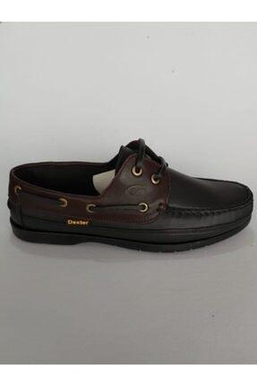 Dexter Unisex Bordo Siyah Ayakkabı