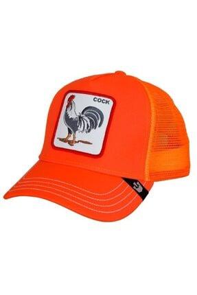 Goorin Bros Unisex Turuncu Hot Tamale Şapka 101-0691