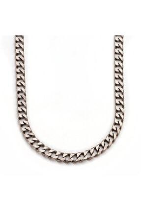 MON REVE Kadın Gümüş Fancy Cool Kolye