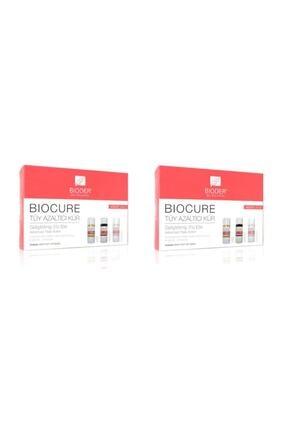 Bioder Bıocure Tüy Azaltıcı Kür Vücut Için 3x10 Ml 2'li