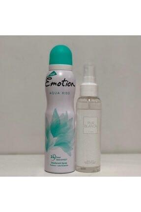 Emotion Aqua Kiss Deodorant Alana Avon Little Black Dress Vücut Sprey Hediye