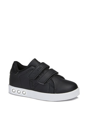 Vicco Oyo Unisex Ilk Adım Siyah/beyaz Spor Ayakkabı
