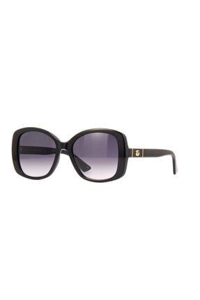 Gucci Kadın Siyah Güneş Gözlüğü Gg0762s 001
