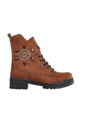 MP Kadın Kahverengi Ayakkabı