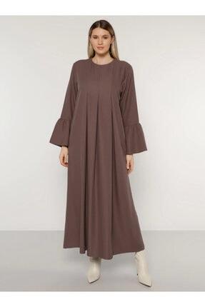 Alia Kadın Mor Pile Detaylı Elbise 1731619