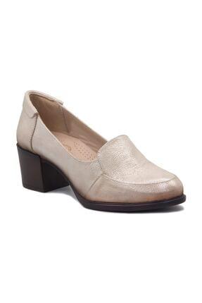 Mammamia Kadın Altın Ayakkabı