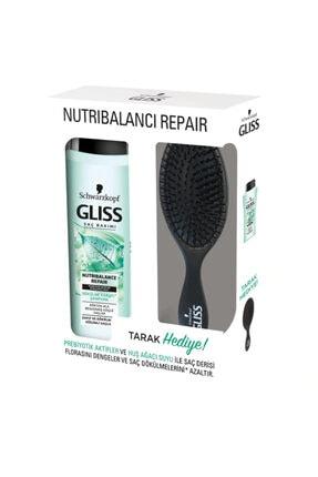 Gliss Nutribalance Saç Dökülme Karşıtı Şampuan 525 ml
