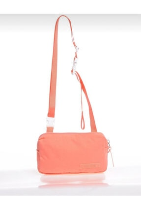 Smart Bags Kadın Somon Küçük Çapraz Çanta Smb6000