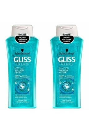 Gliss Million Gloss Şampuan 400ml