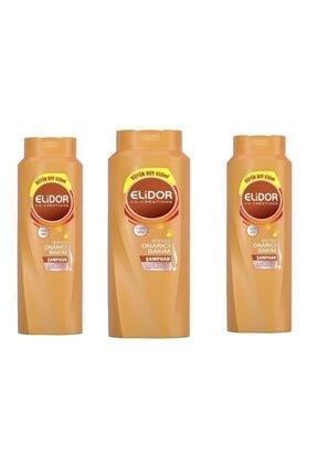 Elidor Şampuan 650 Ml Anında Onarım X 3