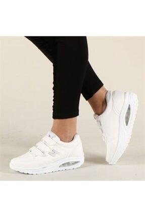 Hammer Jack Kadın  Beyaz Madelyn Sneaker Model Spor Ayakkabı 1759-1-z//36 Numara