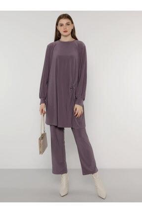 Alia Kadın Lila Tunik&Pantolon İkili Takım 1695670