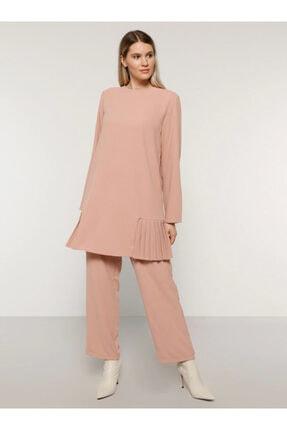 Alia Kadın Gül Kurusu Tunik&Pantolon İkili Takım 1691147