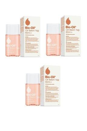 Bio Oil Anti Age Etkili Çatlak Bakım Yağı 60 Ml*3 Adet