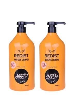 Redist Tuzsuz Şampuan 1000 Ml 2 Li Set