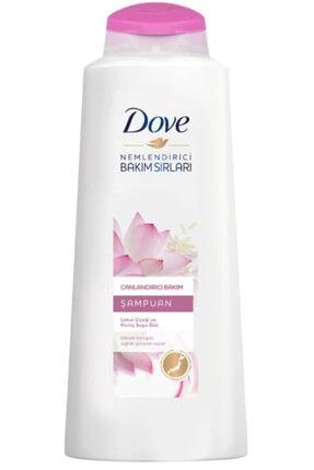 Dove Lotus Çiçeği Ve Pirinç Suyu Özlü Canlandırıcı Bakım Şampuan 600 Ml