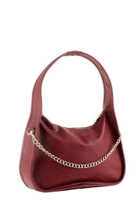 Luwwe Bag's Kadın Oval Kalıp Baget Çanta (20425)
