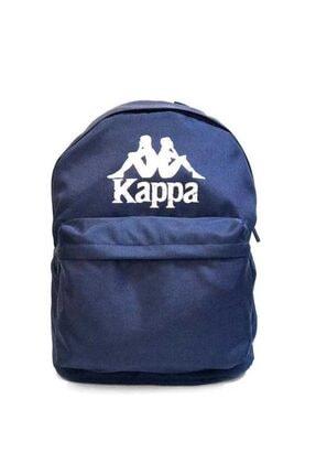 Kappa Unısex Lacivert Sırt Çantası