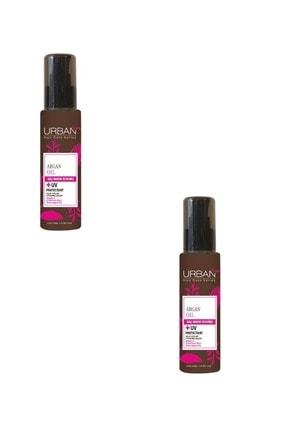Urban Care Bitkisel Keratin Ve Argan Yağı Içeren Saç Bakım Serumu 75 Ml 2 Adet